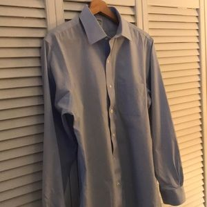 Brooks Beothers Non Iron Dress Shirt